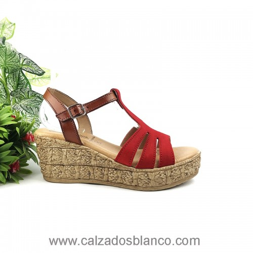 C.Blanco 3006-256 Rojo
