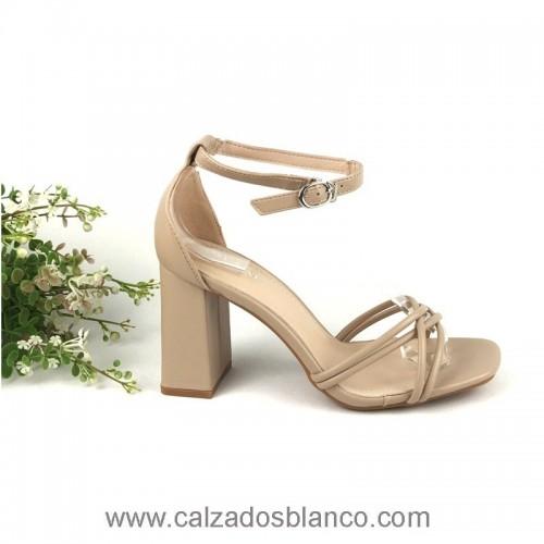 Sandalia Beig Y2385-22