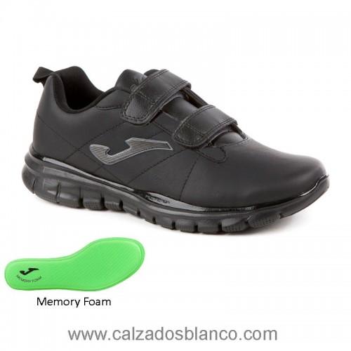 Joma C.Tempo Cuero 801 Velcro (3-220)