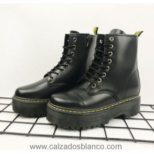 Bota 57-387 Negro