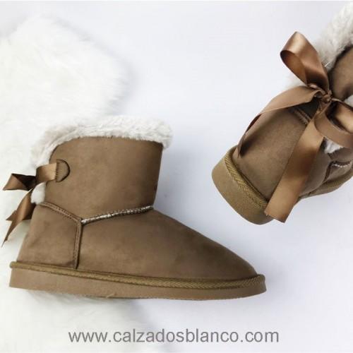 Bota 12-90192 Camel
