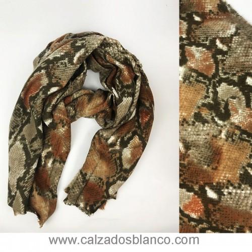 Bufanda Serpiente 555-240