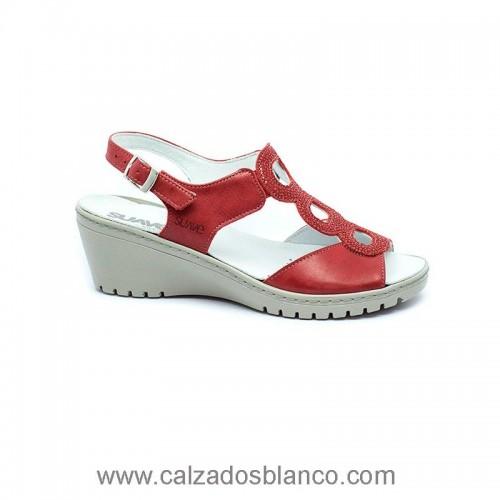 Suave 3303 RF Rojo