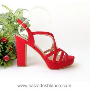 Stay Rojo 31202