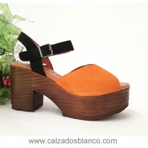 Kaola 393 Naranja-negro