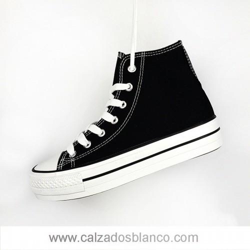 Tortola C8361 Bota Negro