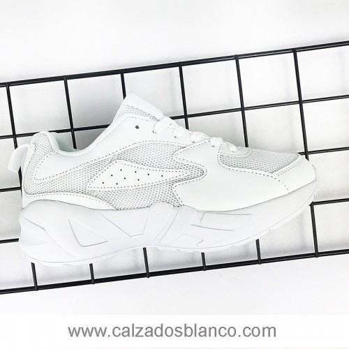 Deporte Blanco BK171